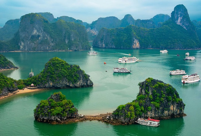 Halong Bay – The UNESCO World Heritage Site