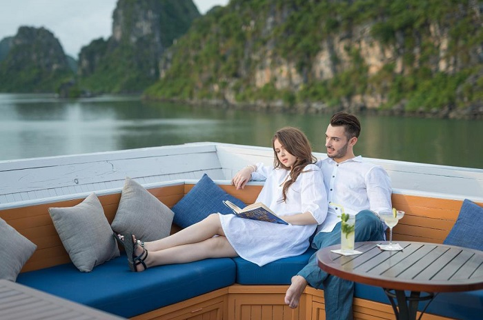 Honeymoon Tour 3 Days/2 Nights in Halong ...